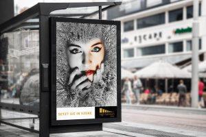 Plakat, Fotomontage, Werbung. Grafikdesign, Digital Art, Fotomontage, Werbung von High Tension Design aus Halle (Saale)