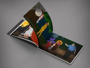 Kinderbuch - Illustration - Digital Painting